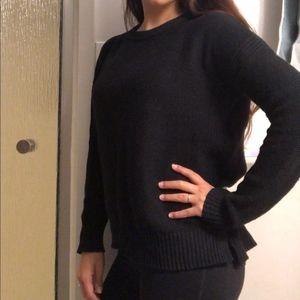 Madewell Black Knit Sweater